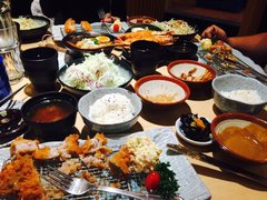 Eating out in Shanghai