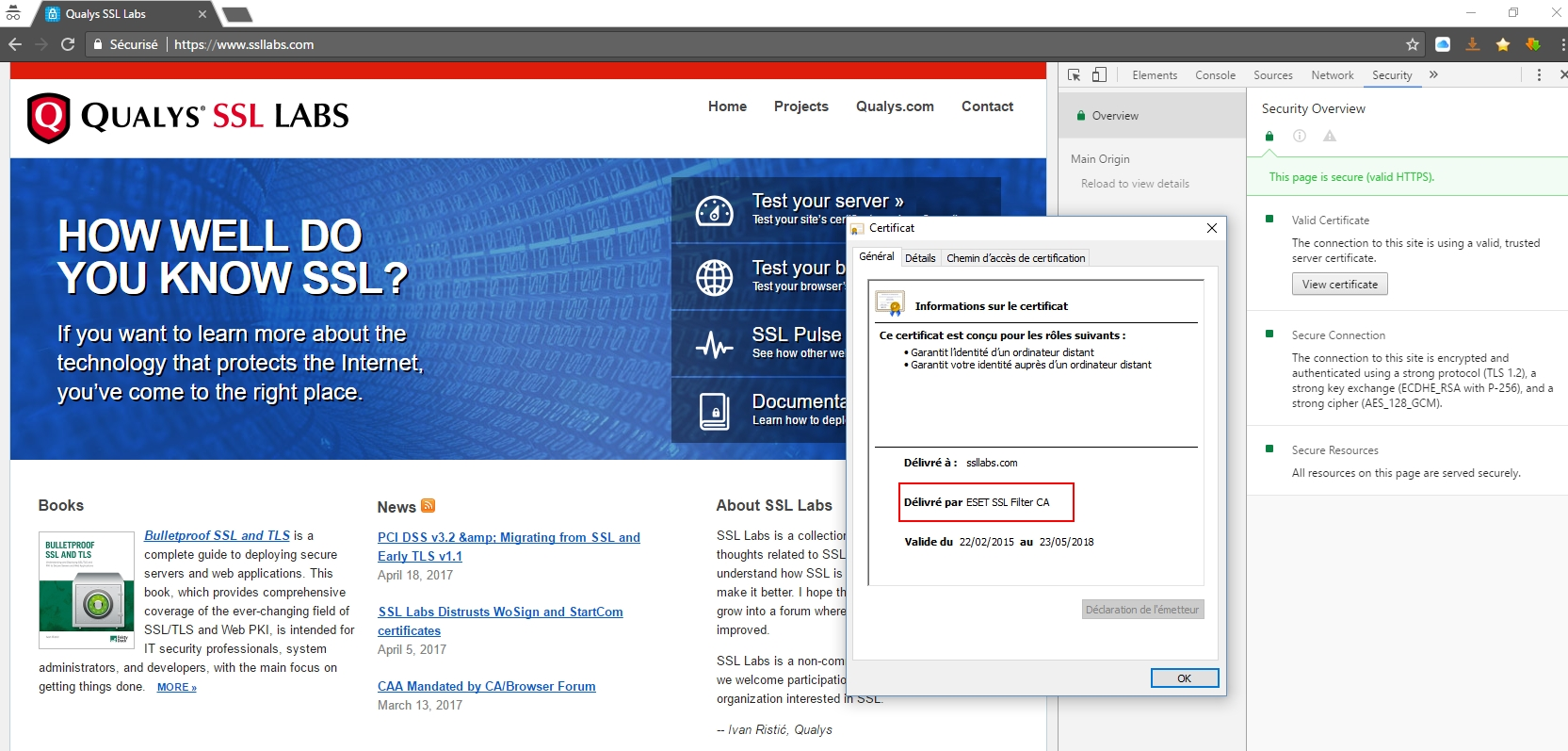 Eset root certificate not showing in firefox eset nod32 chromeg xflitez Image collections