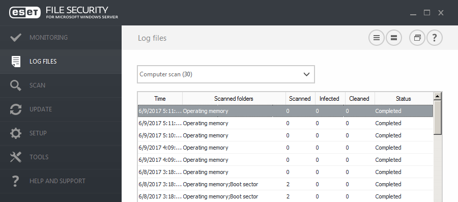 WMI Infections - Malware Finding and Cleaning - ESET