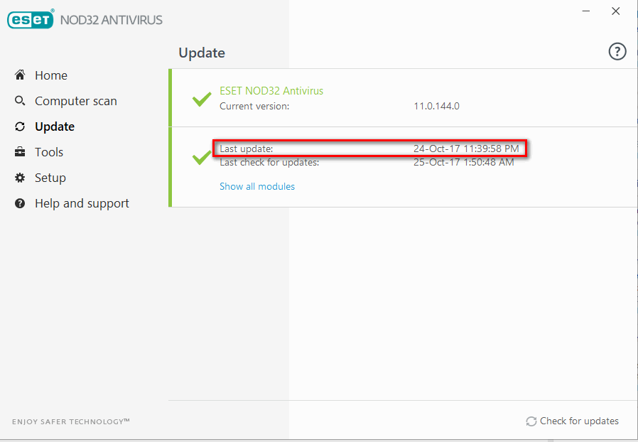 My eset antivirus is not updating dating software powered by emeeting llc