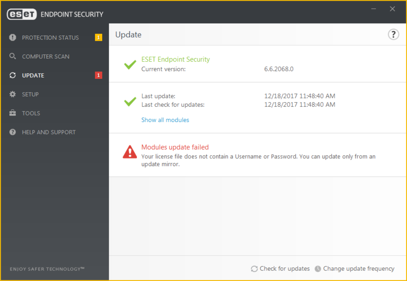 eset smart security 6 trial username and password