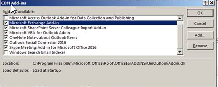 Outlook add-in problem - ESET Endpoint Products - ESET Security Forum