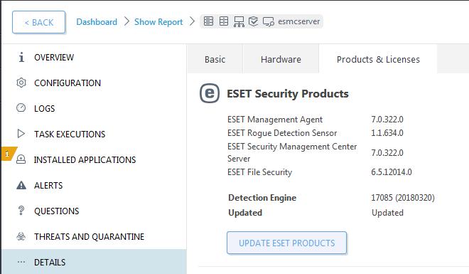 Future changes to ESET Security Management Center / ESET Remote