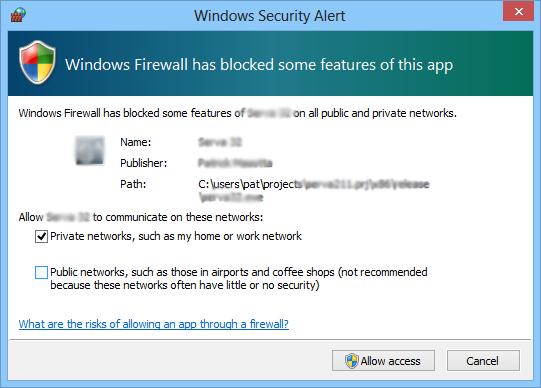 Windows 8 брандмауэр прогноз форекс на 25 марта 2013