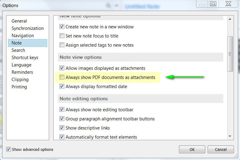 Dummies pdf for evernote