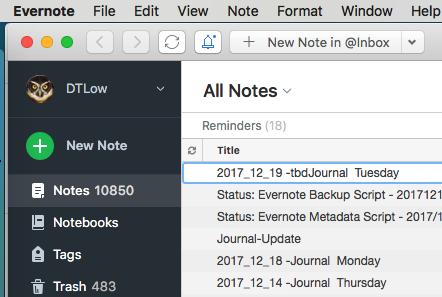 Evernote for Mac 6 14 Beta 1 - Evernote for Mac - Evernote