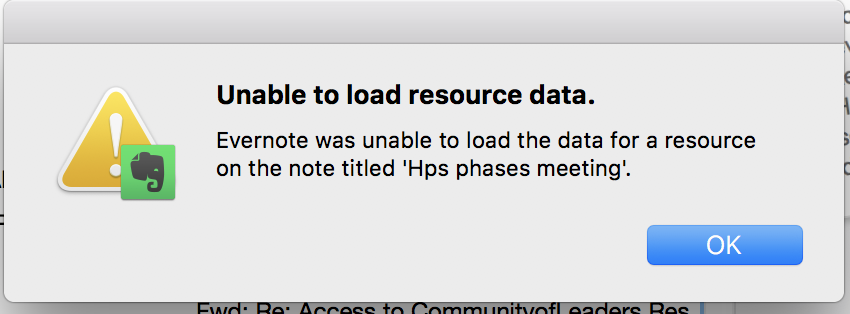 Can't Take it Any Longer - Migrate Out of Evernote