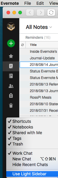 Hello Evernote for Mac 7 4! - Evernote for Mac - Evernote