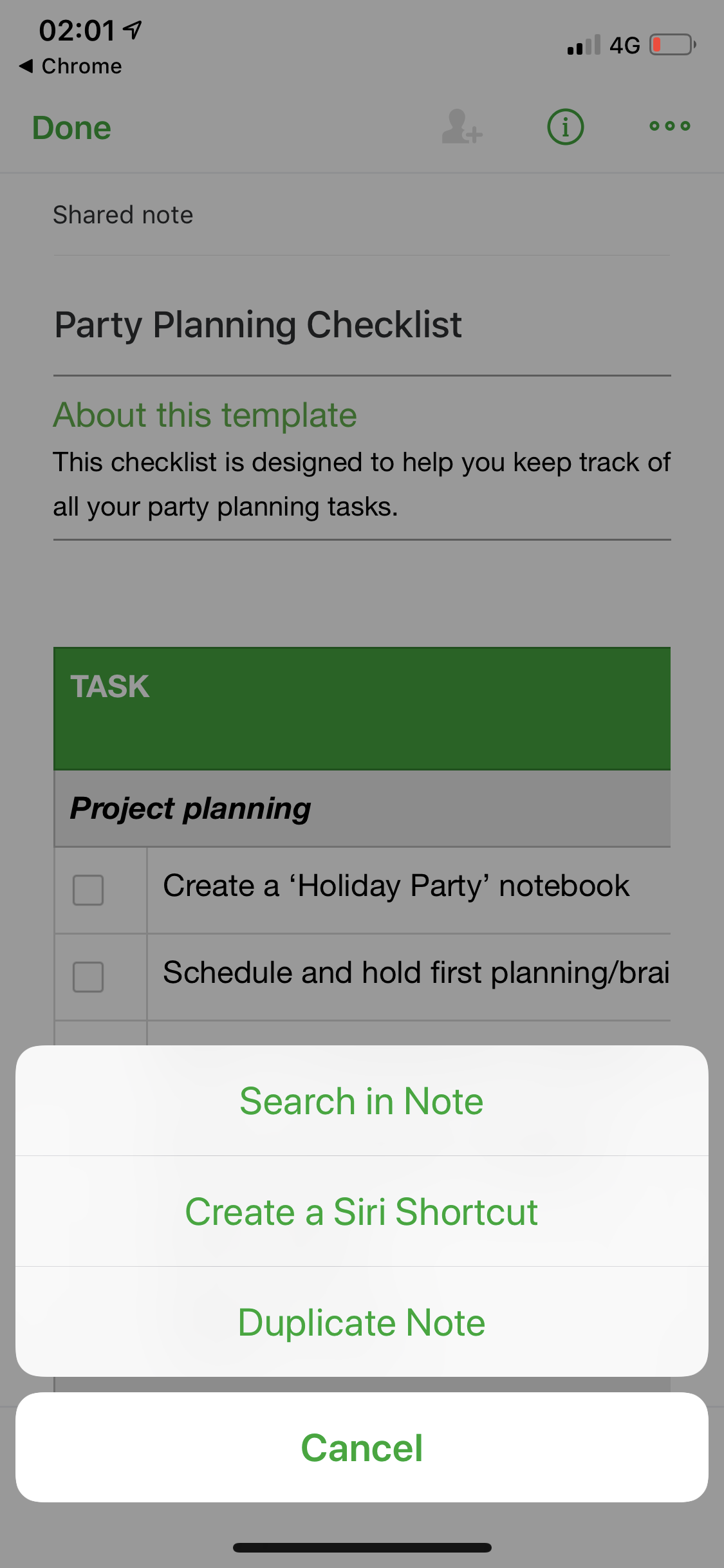 No Option To Save Templates Evernote General Discussions