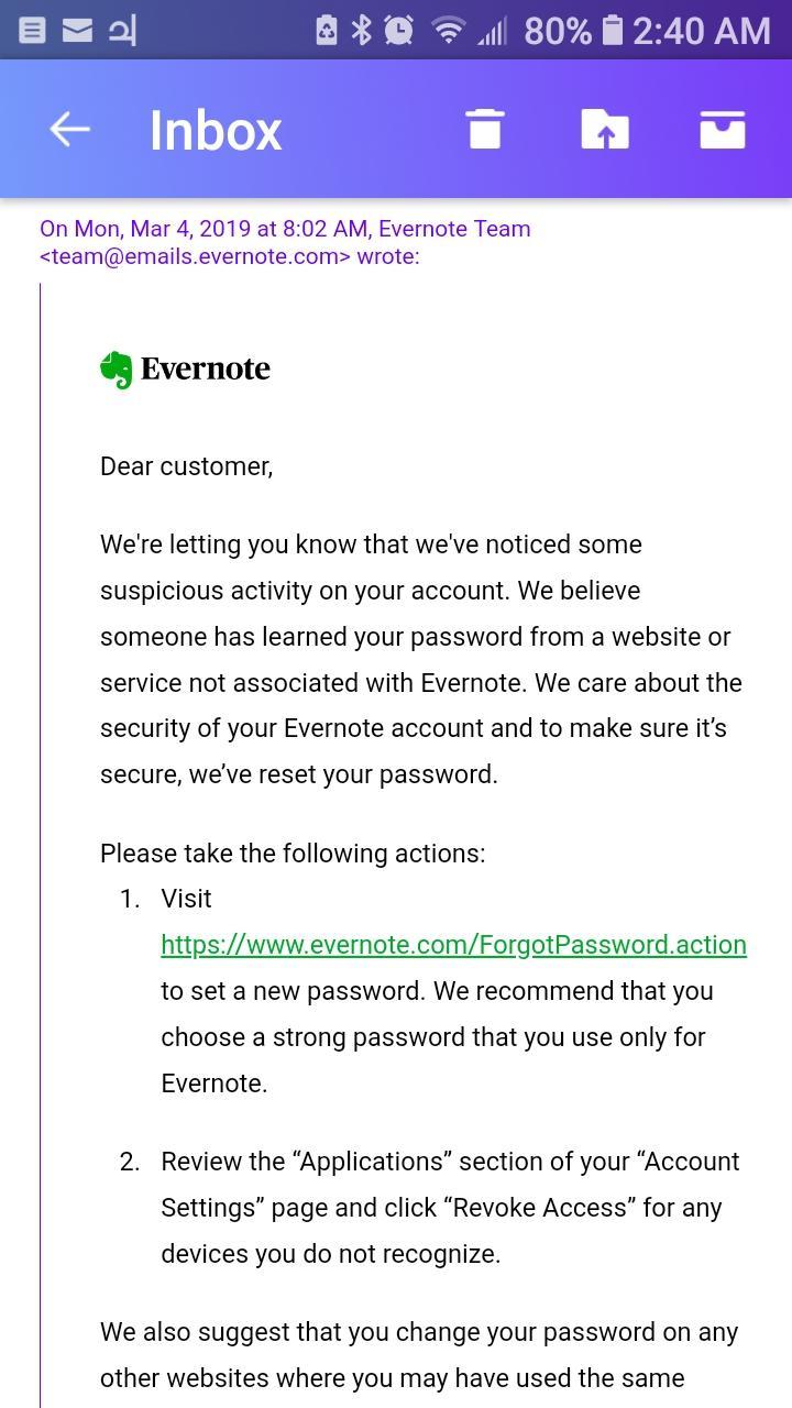 Rich Tener - Evernote User Forum