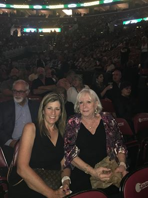 Mom nd Sue 12 3 2016 Barbra Streisand concert BBT Center.jpg