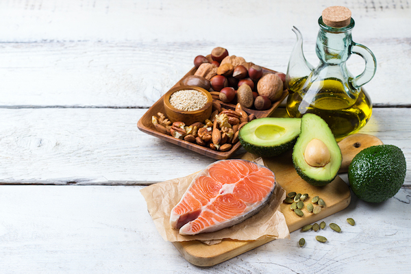 Healthy Fats & Male Diet