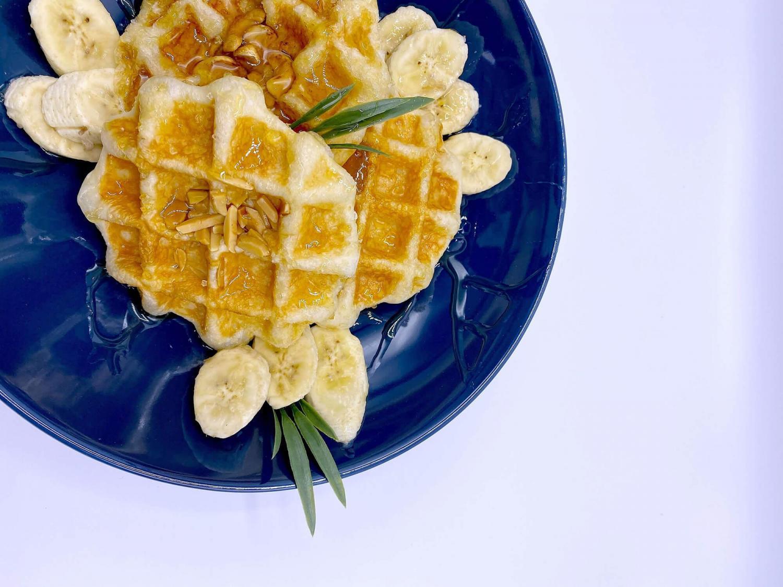 quick-healthy-breakfast-waffle