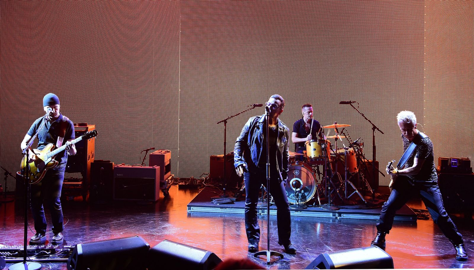 U2 Graham Norton Show October 2014