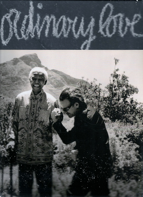 Bono & Nelson Mandela # Ordinary U2 Love