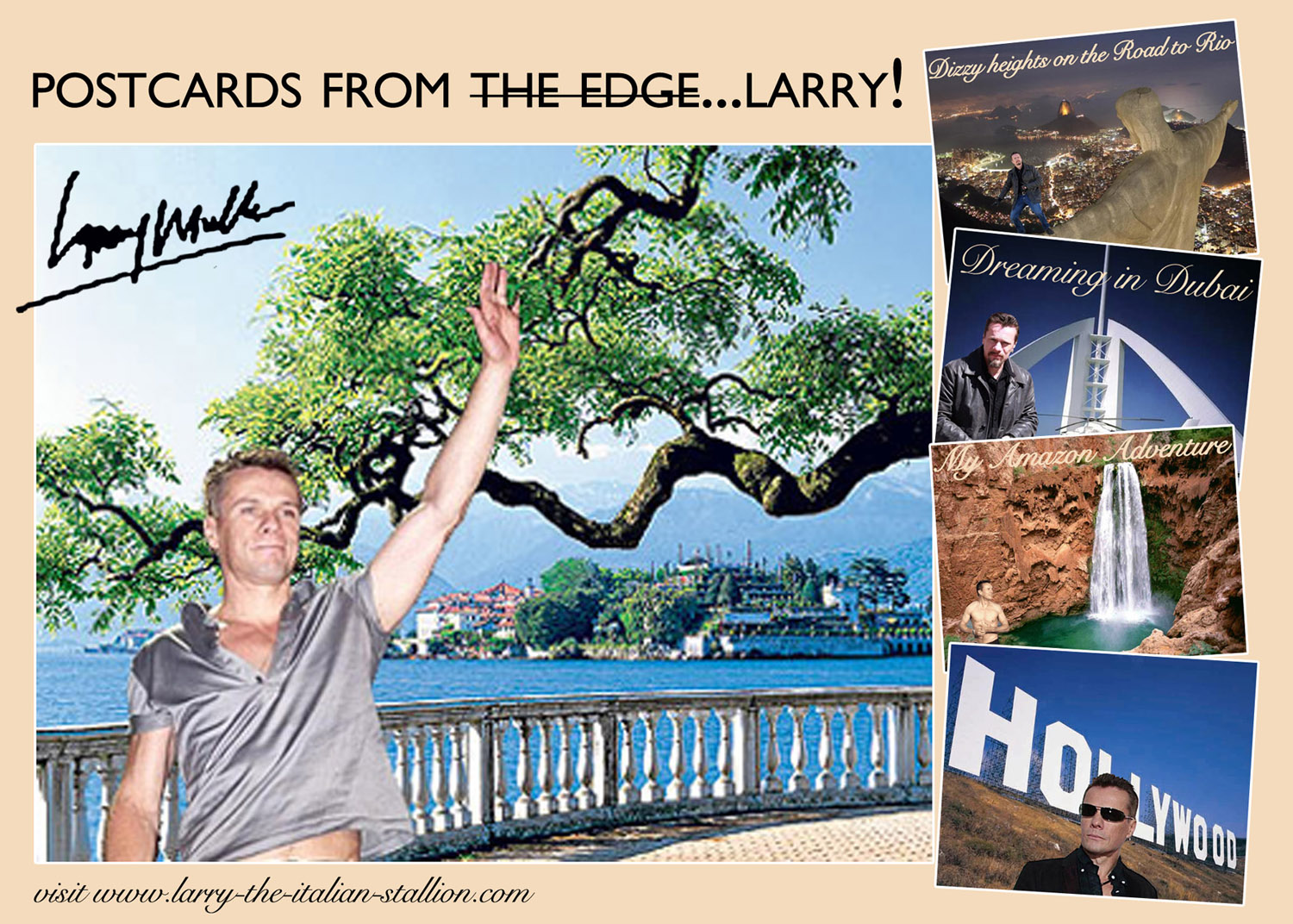 postcard from Larry 1