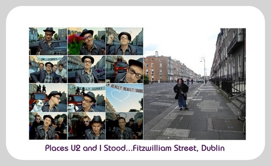 Places U2 and I Stood...not at the same time :D