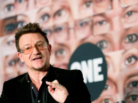 Bono in Berlin - ONE
