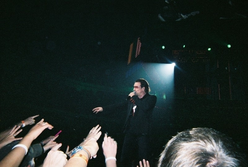Bono in Dallas