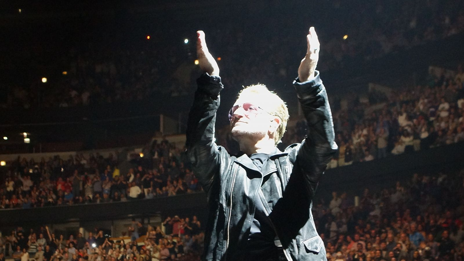 U2ieTour 2015 CHI-5 Last Night in Chicago