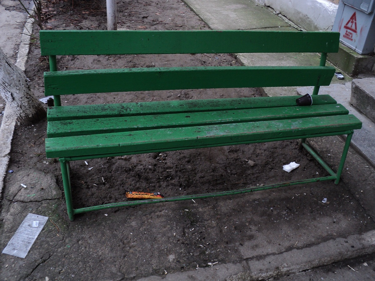 The Torment of the Lonely Bench