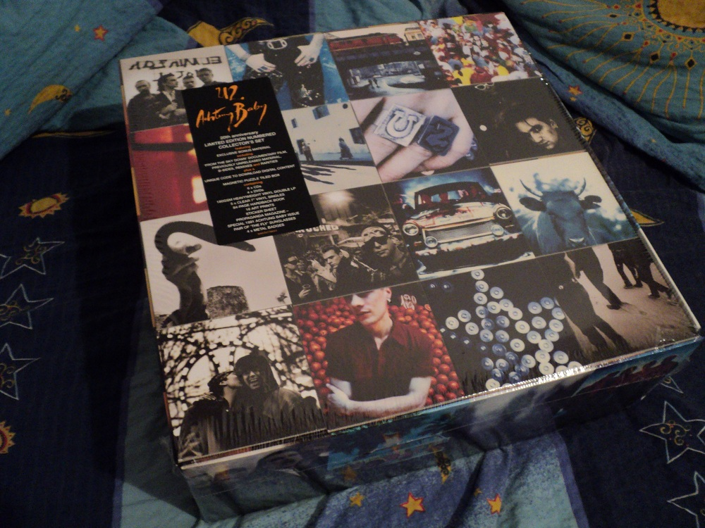 Achtung Baby-Front