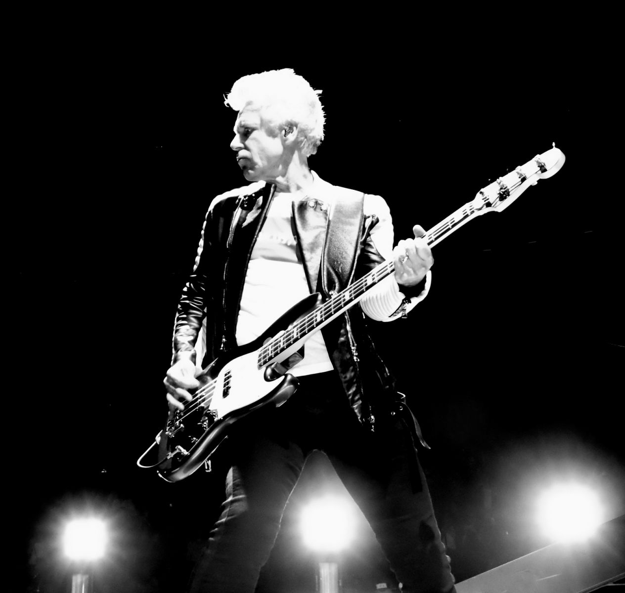Adam Clayton, First Night Montreal