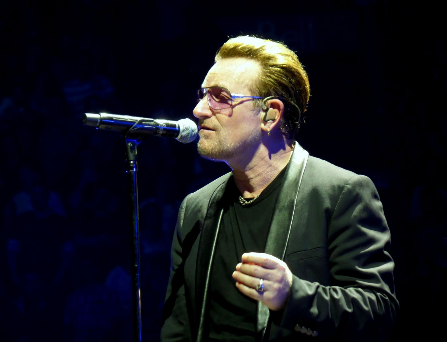 Bono First Night Montreal