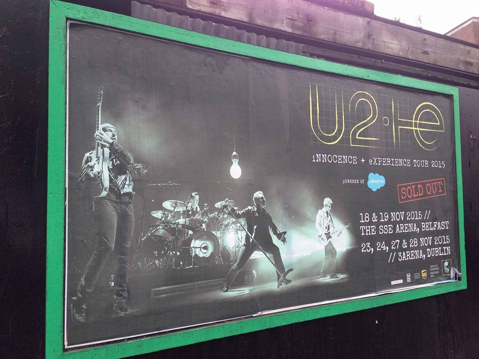 As Seen in Dublin November 2015