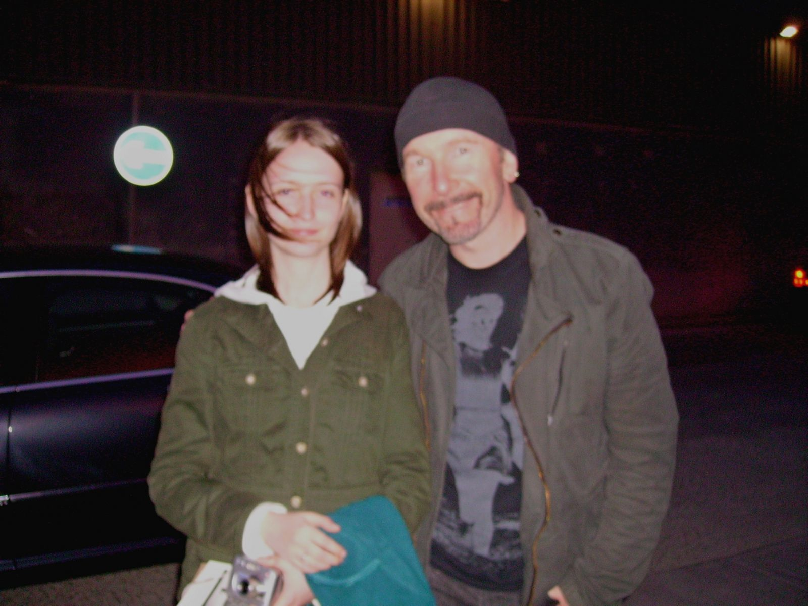 Me and The Edge