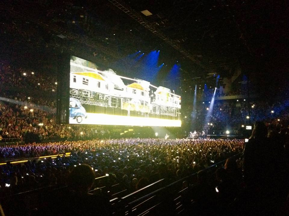 Paris #U2ieTour