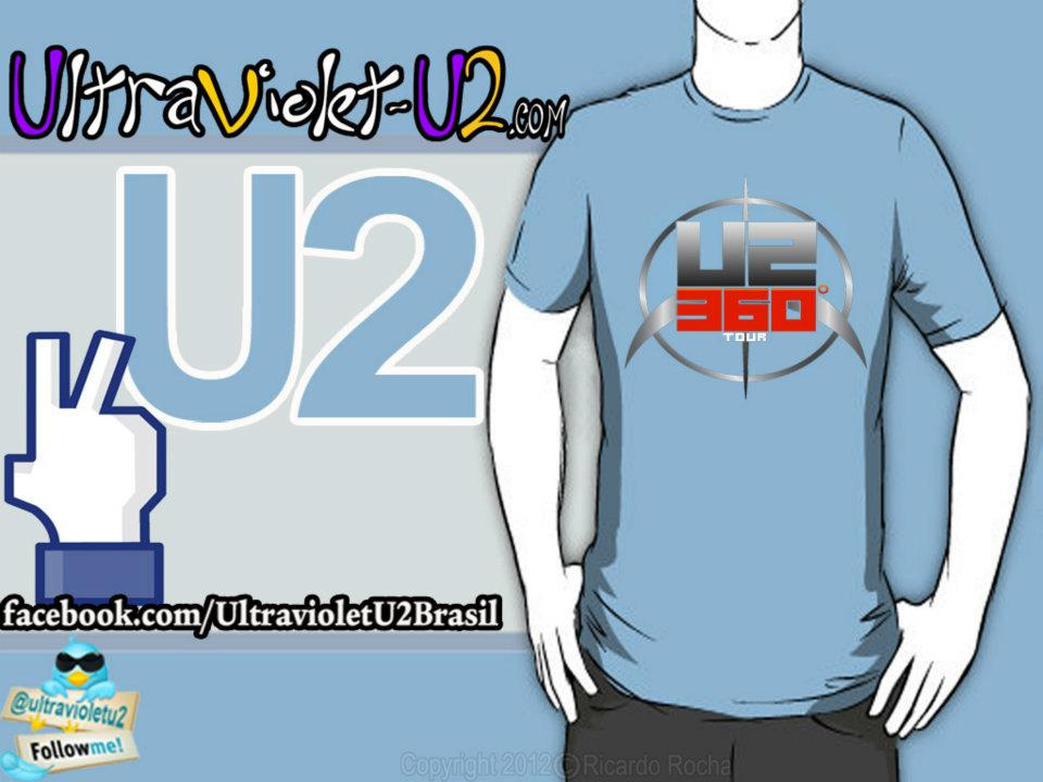 UltraViolet-U2 Fan Club Brazil
