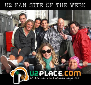 Fan Site Of The Week - U2Place - News & Features - Zootopia