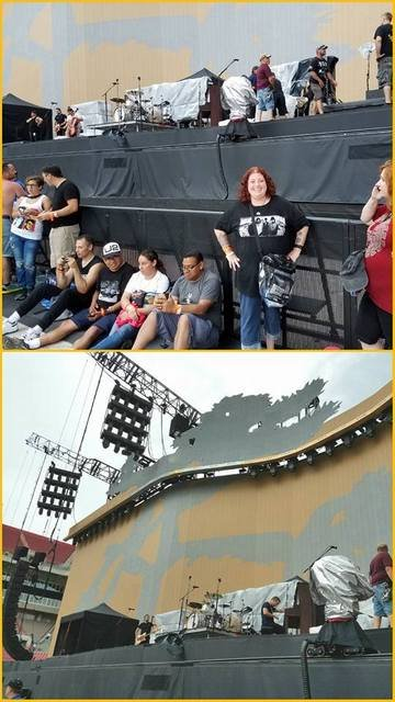 U2 Tampa Joshua Tree Tour 2017 Raymond James Stadium