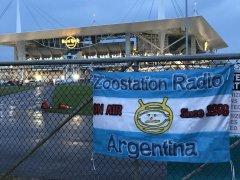 Zoostation Argentina Flag Miami