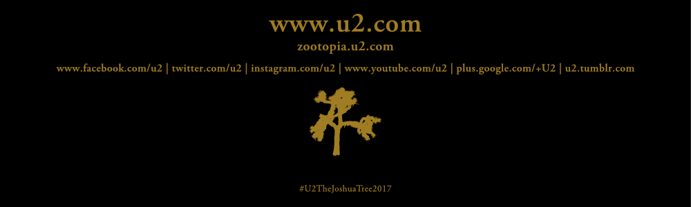 Brussels 1 August #U2TheJoshuaTree2017 Live Thread Info 02