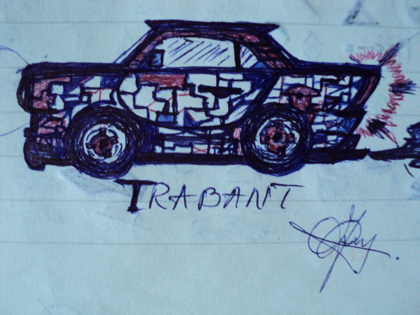 _Fancy Art Trabant