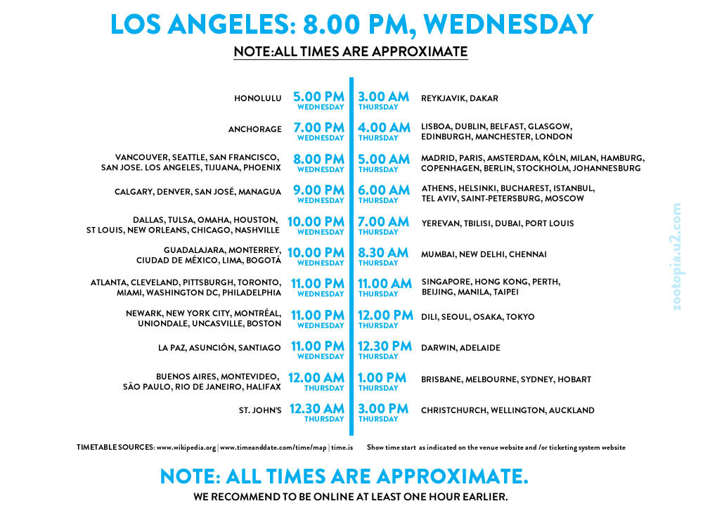 02 eXPERIENCE + iNNOCENCE Tour 2018 Los Angeles 02 Timetable.jpg
