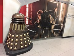 U2 & The Dalek at the BBC