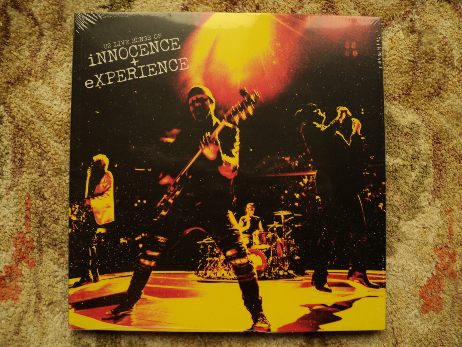 U2  Live Songs of INNOCENCE AND EXPERIENCE 2019 Gift!