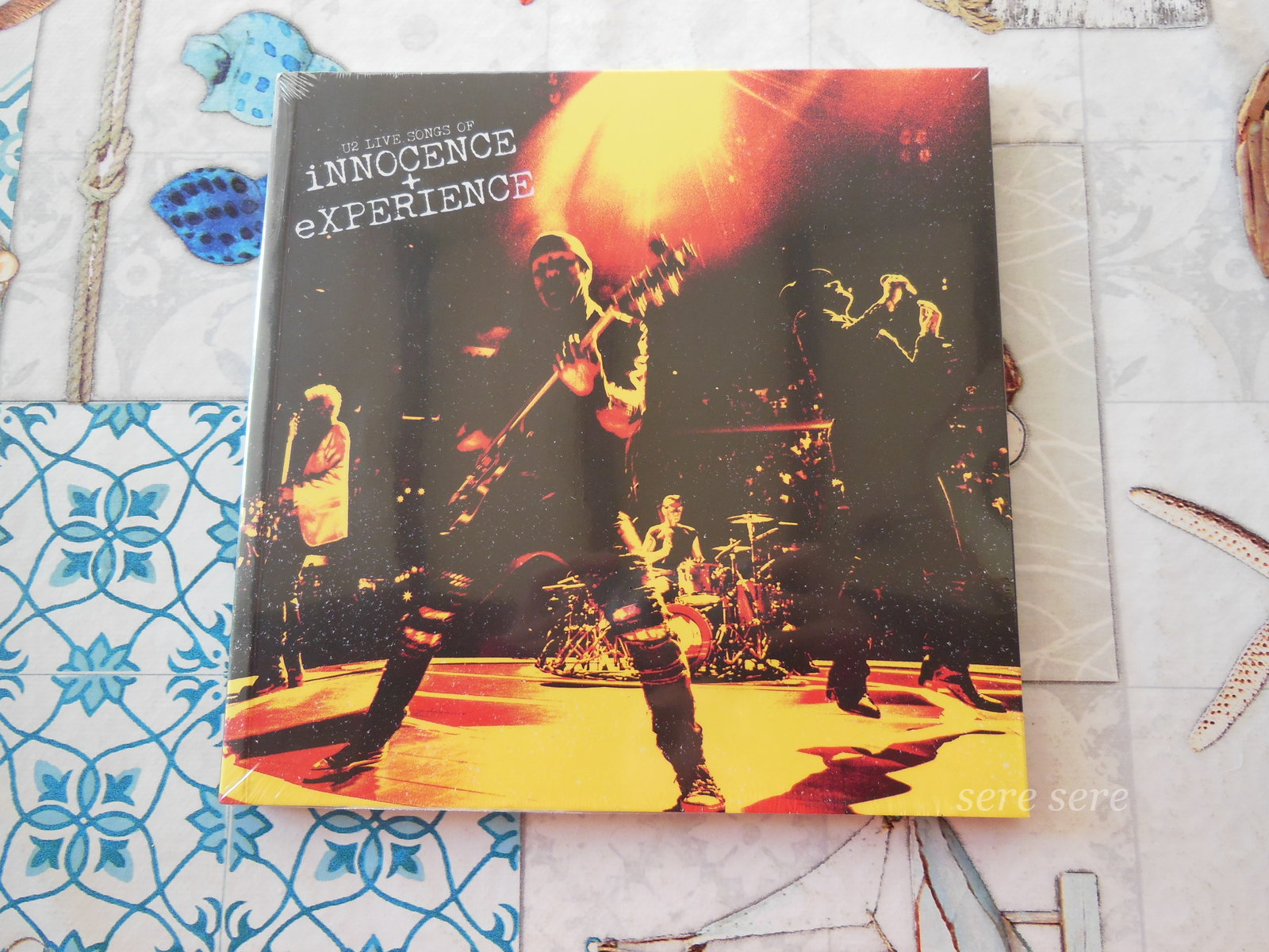 My U2 Live Songs of iNNOCENCE + eXPERIENCE