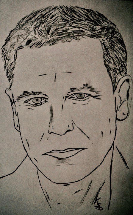 Drawing Adam Clayton