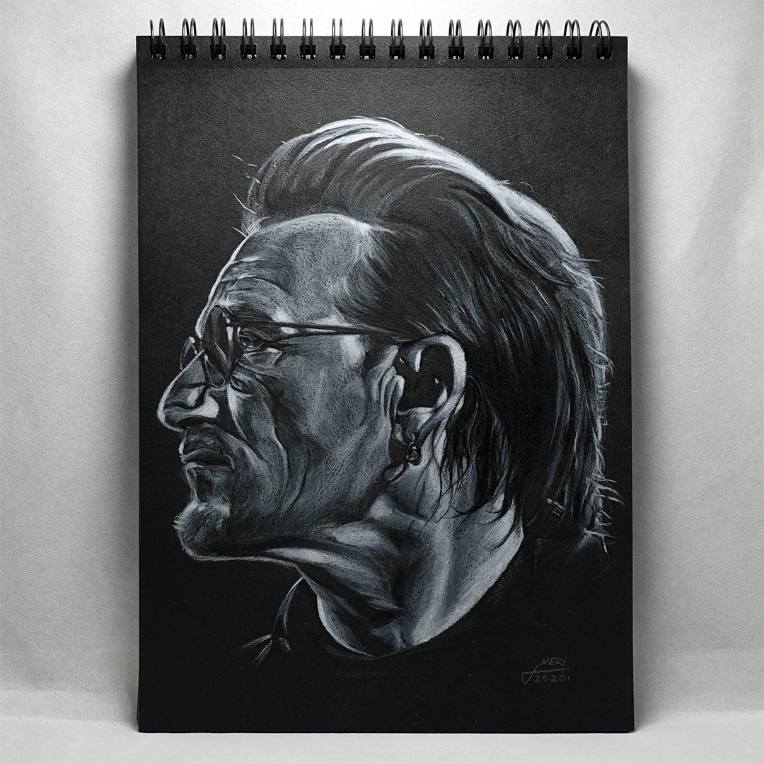 My Bono Drawing From Manila 2019 Show