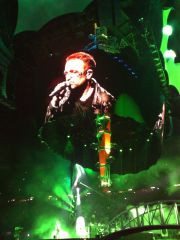 Bono 360 Sunday Bloody Sunday