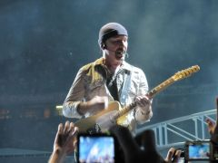 the edge: up close and personal
