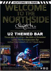 WELCOME TO THE NORTHSIDE  - A gathering for all U2'rs in Dublin