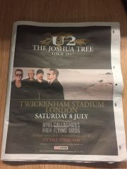JTT30 Advert