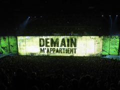 U2IEParisBercy tomorrow ... demain