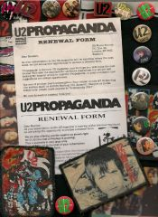 MyU2Collection U2WorldServicePropaganda by Electricco