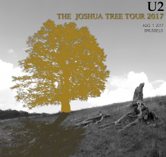 U2  -  The Joshua Tree Tour 2017